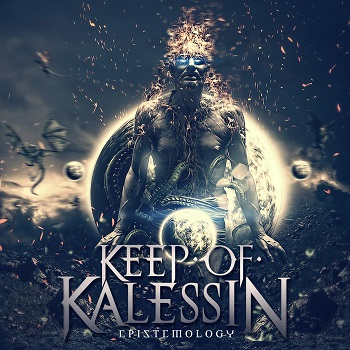 Keep Of Kalessin_Epistemology_Front Cover 350x350 WEB