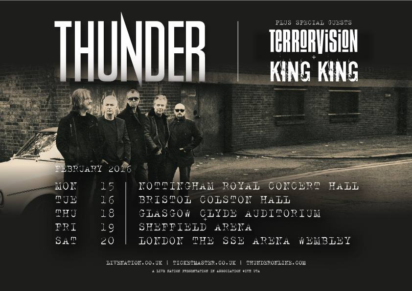 Terrorvision - Take The Money & Run - The Final Concert