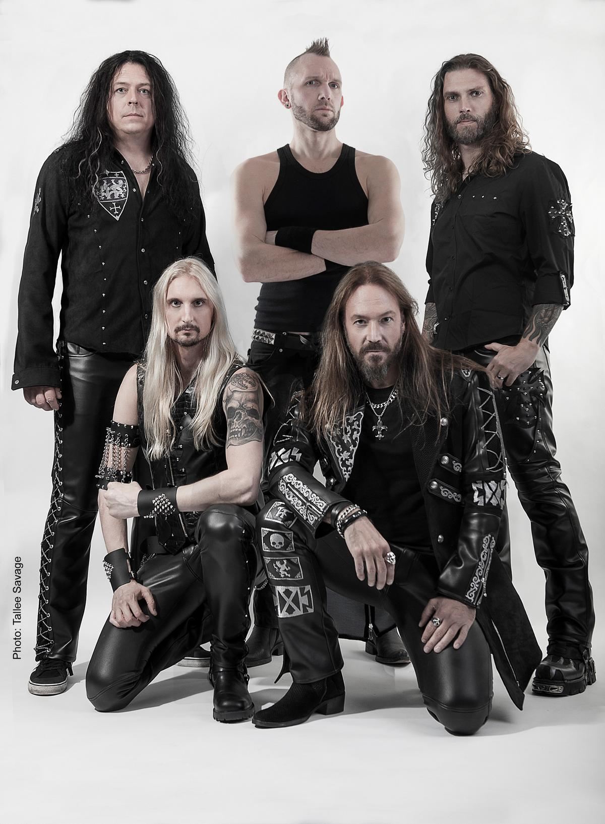 Hammerfall's Big Band - Maximum Volume Music