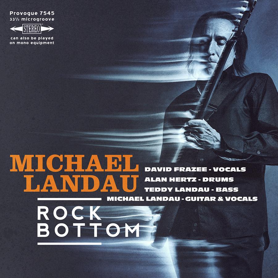 Review Michael Landau Rock Bottom 2018