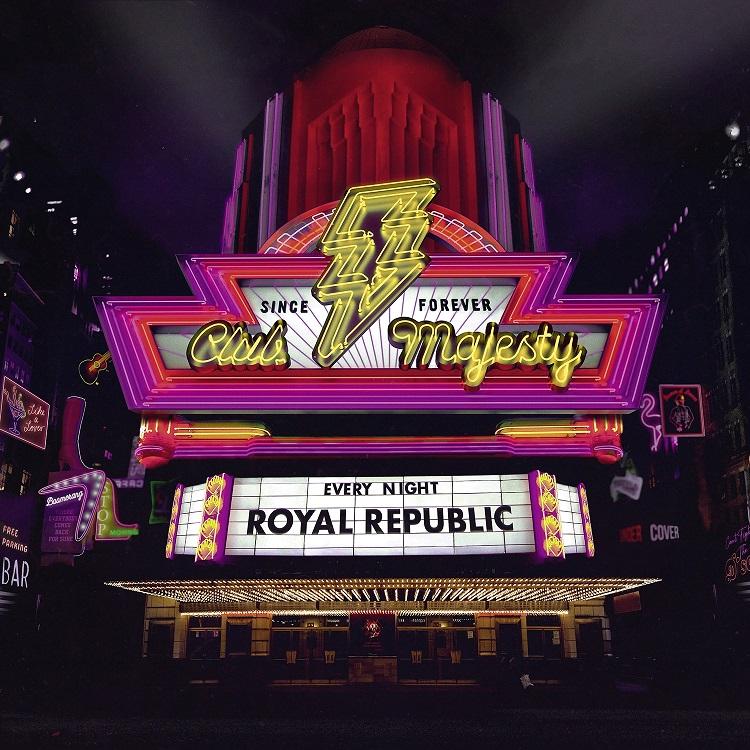Risultati immagini per royal republic club majestic